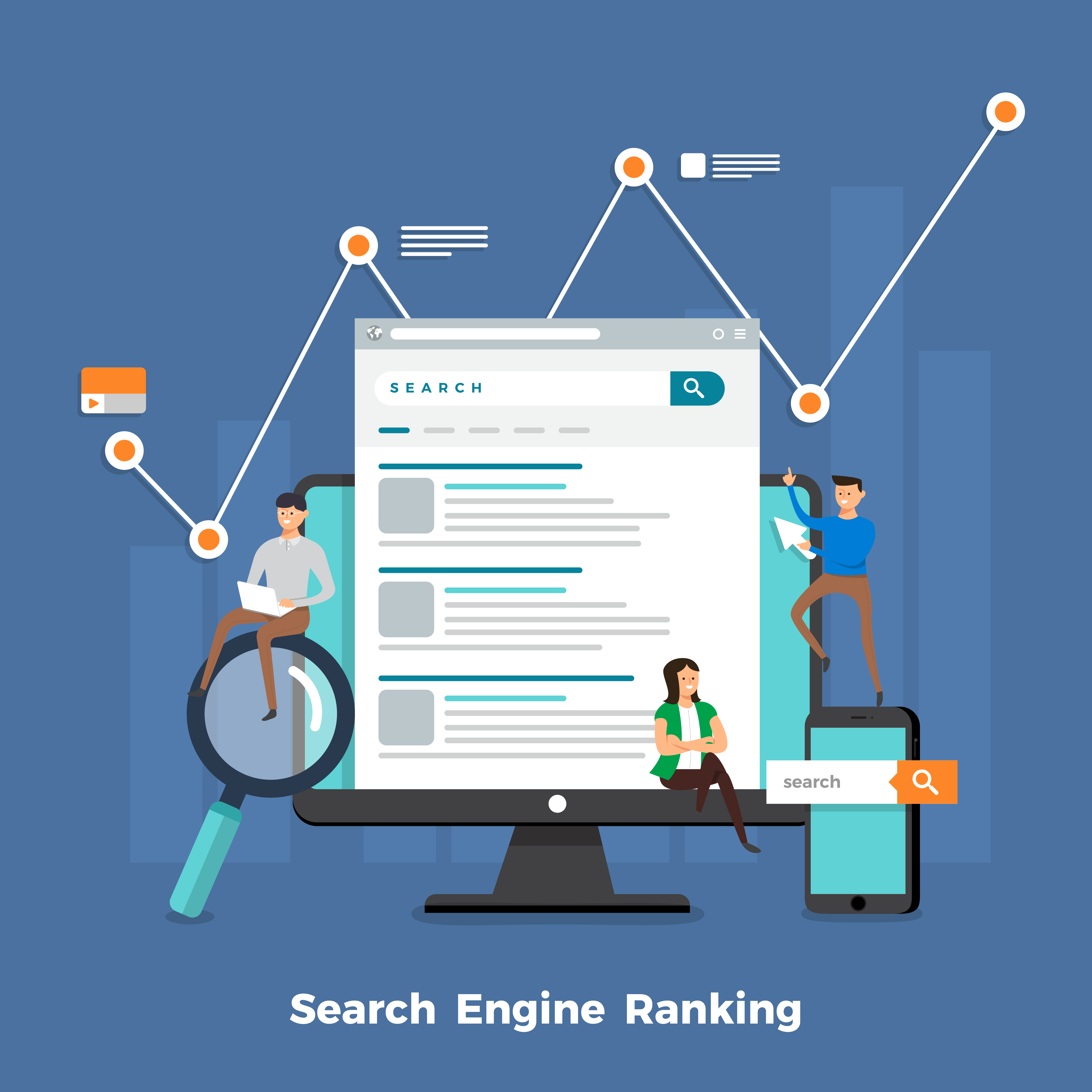 6 Easy SEO Tactics That'll Help Boost Your Rankings