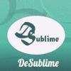 desublime