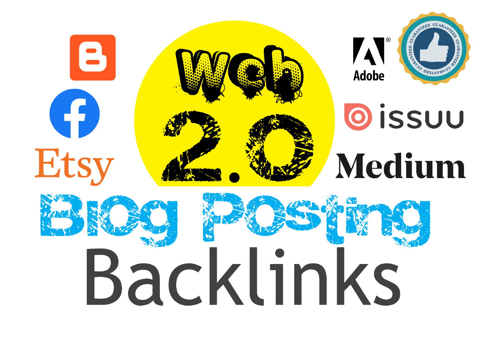 Manually Do 50 Web 2.0 Blogs Posting To Get Huge Boost in Search Engine