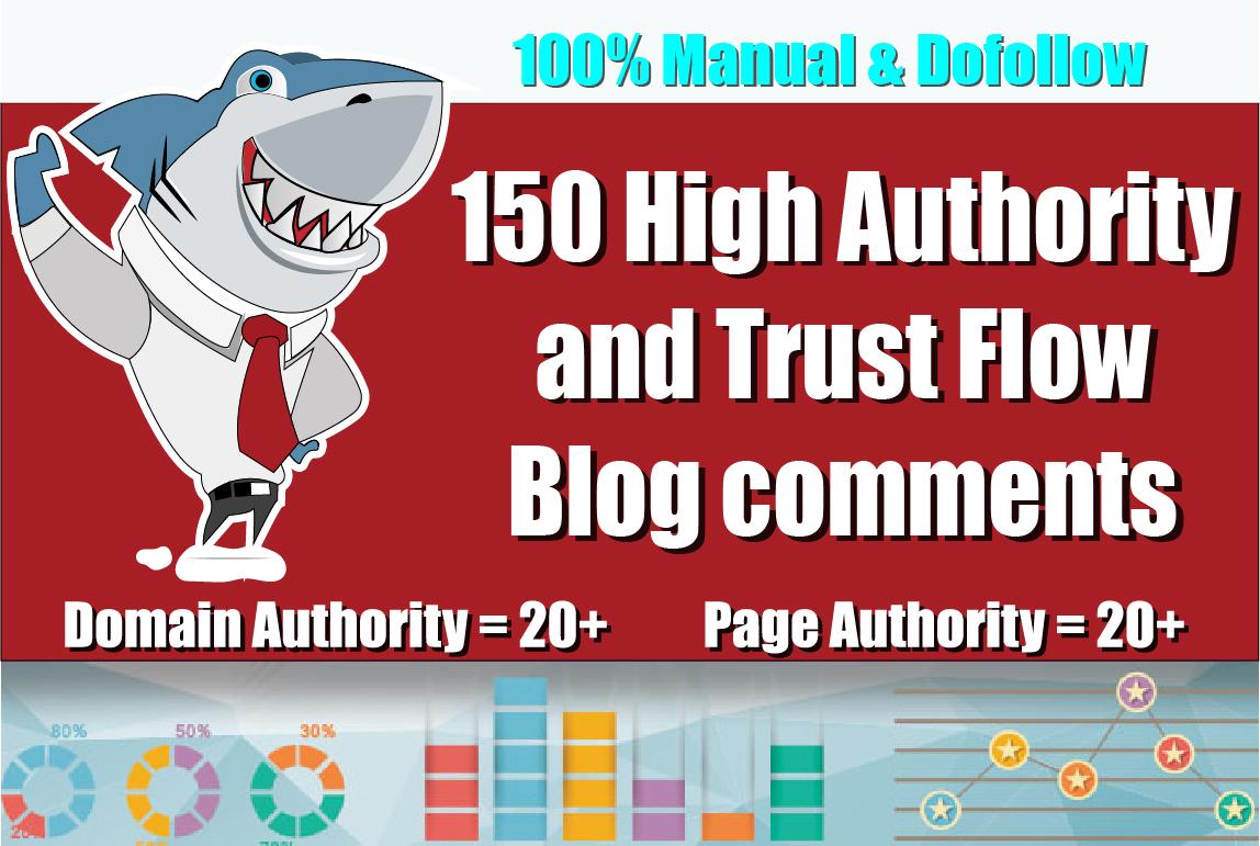 Create 150 Unique Domains Dofollow Blog Comments