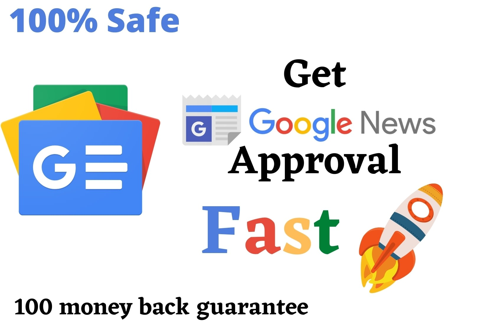 I will get google news approval