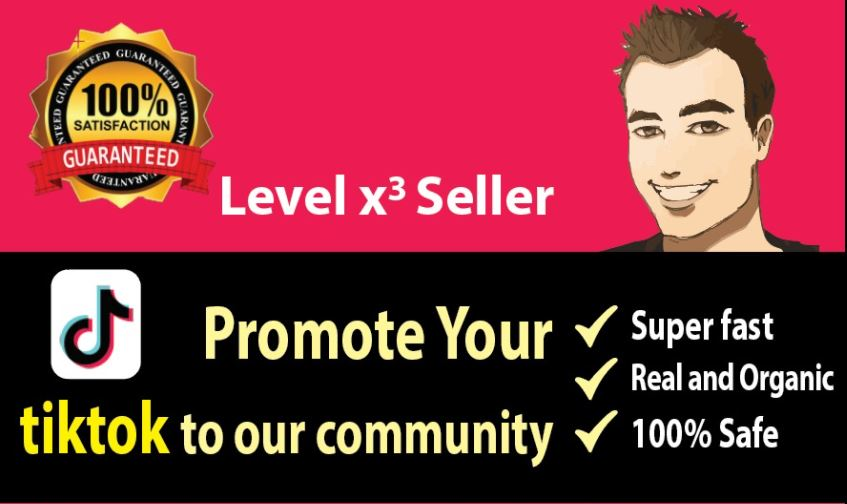 Promote your video over 3 million fans community account