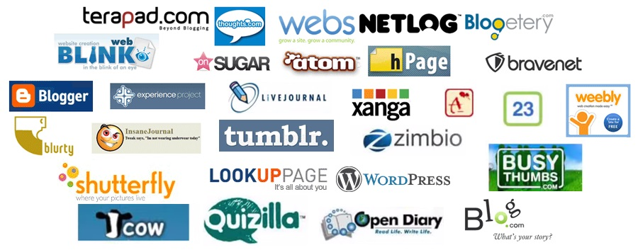 Build 50 web 2.0 blog of Highest Quality & Most Effective Links for 5