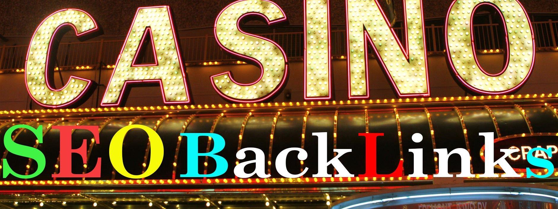 400+ Backlinks for Casino Gambling Poker sports Betting Related Sites