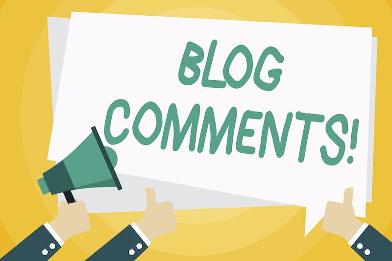 5x order - 1,000 Natural Blog Comments SEO backlinks