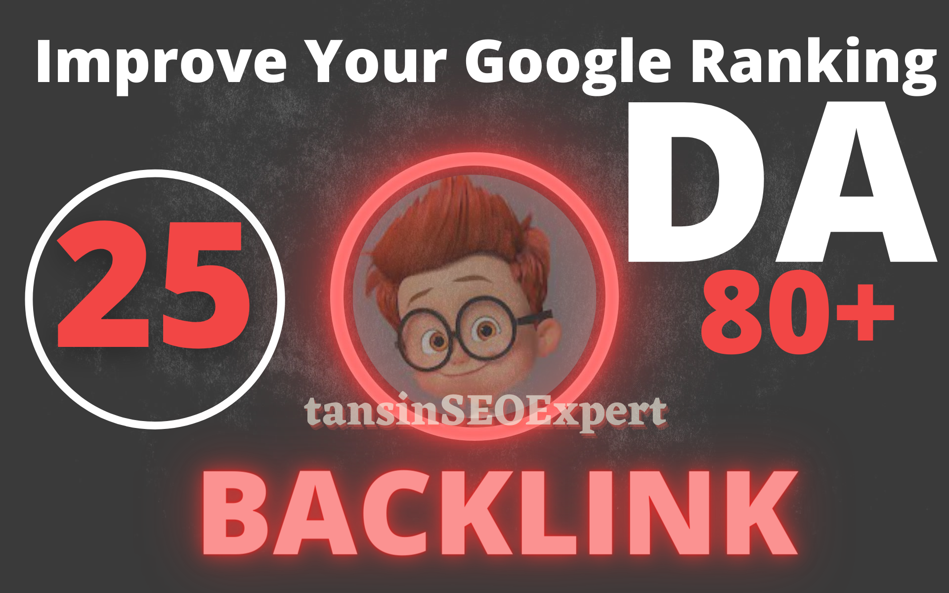 Manually Create 25 High DA 80+ Super Powerful Backlink For Boost Rank Your Website