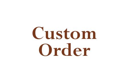 Social Media Marketing by Custom Order Request