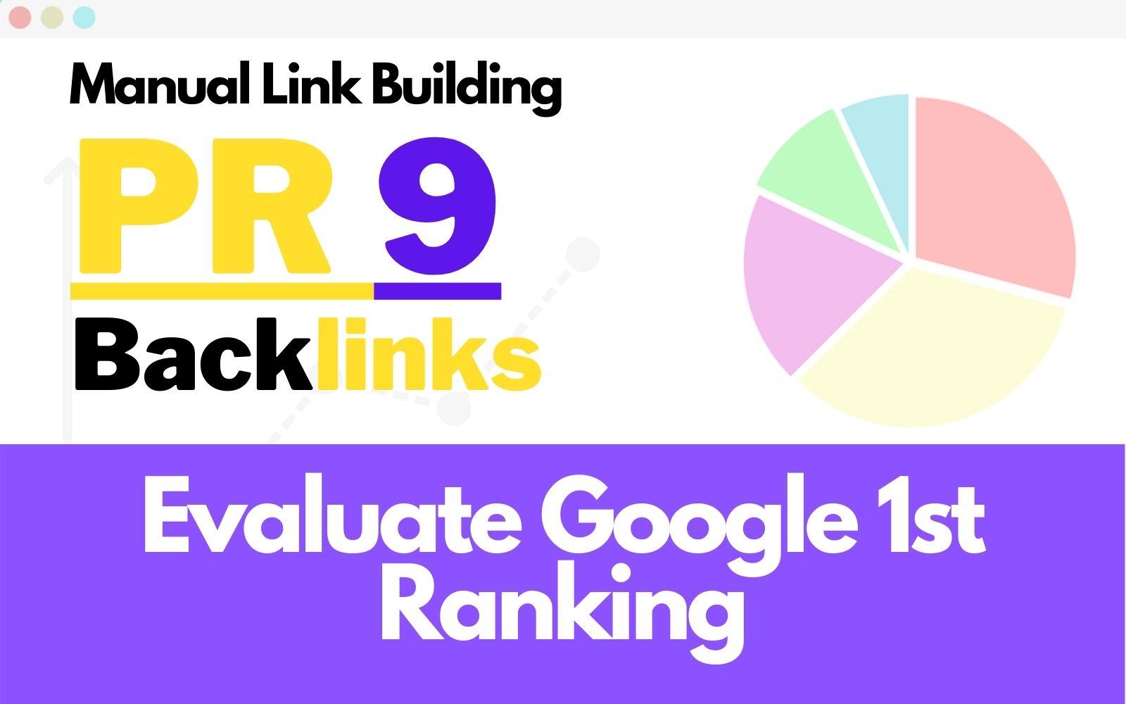 Create 35 PR9,  DA 80+ Trusted Authority SEO Backlinks For Ranking Fast