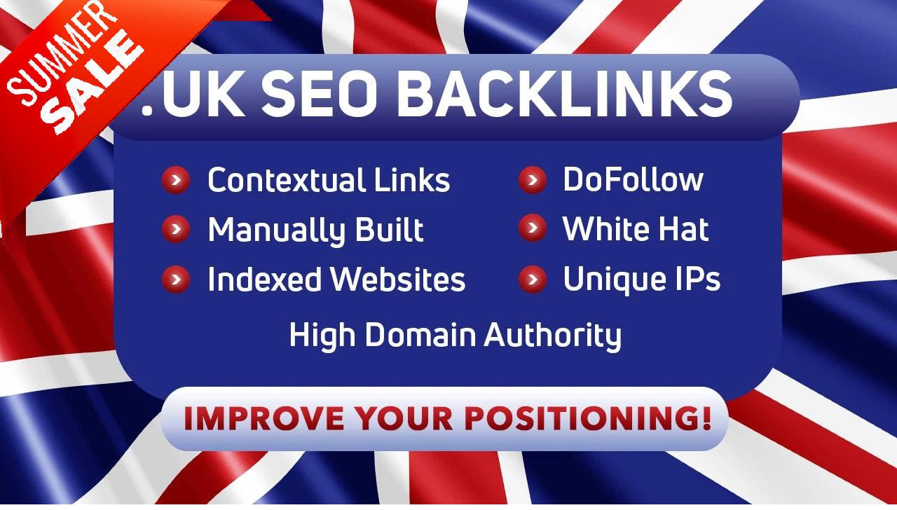 create 10 PBN. UK DA 50+ Manual HIGH Quality Home Page Do follow Backlinks