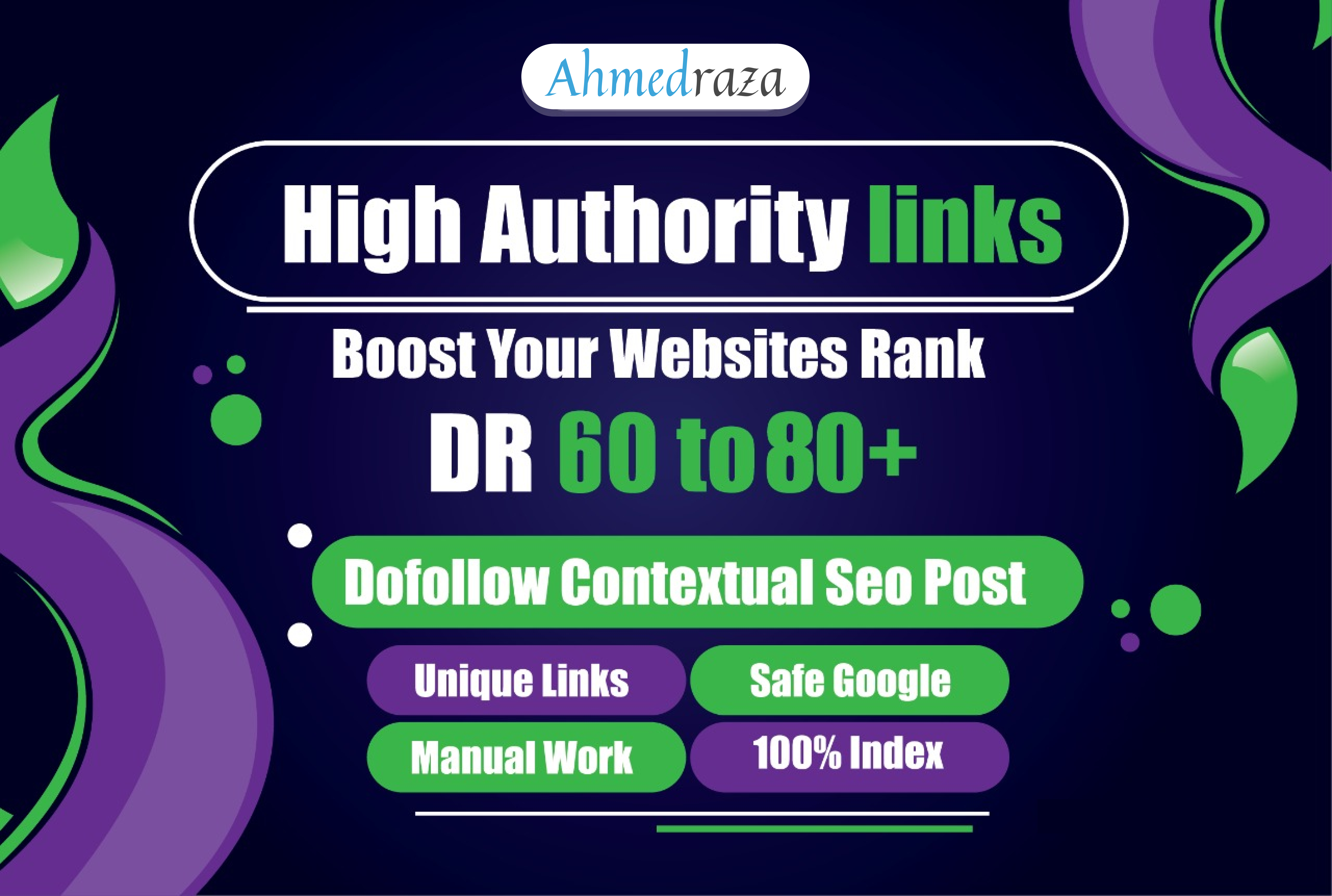 I will get 10 PBN high DR 60 to 80 doffolow backlinks rank fast in google
