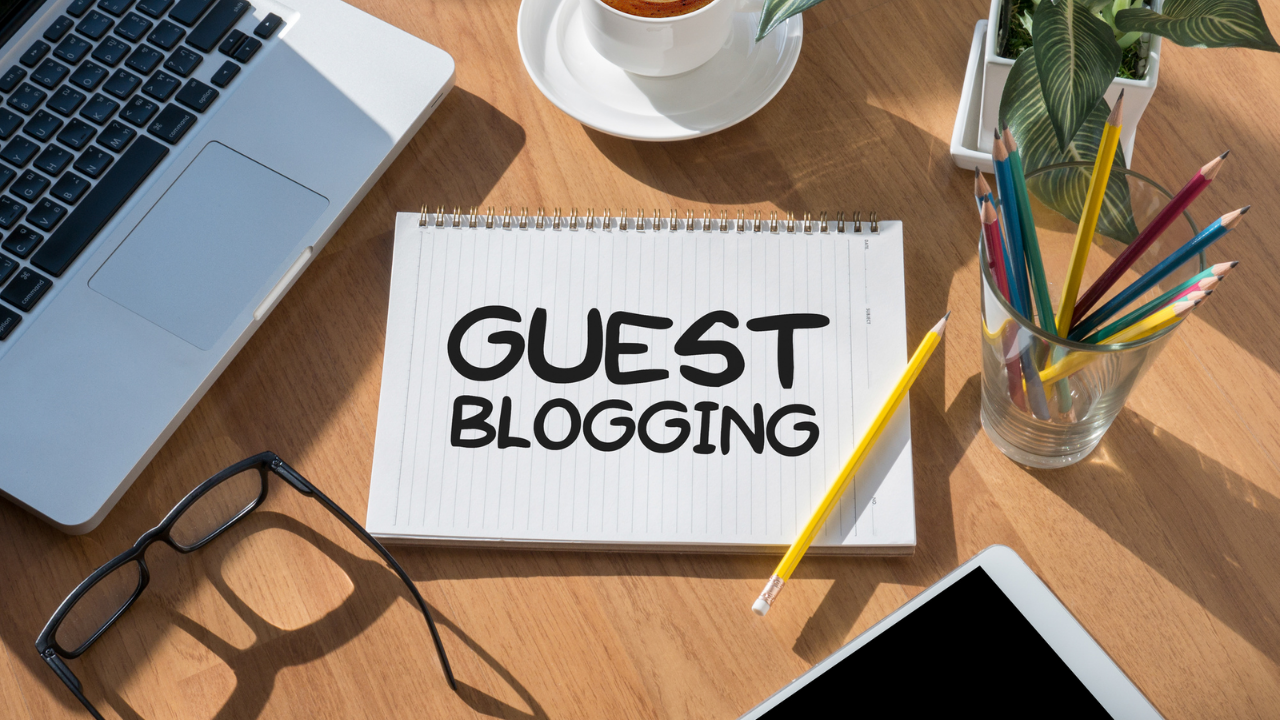 I will do 5 guest posting on DA 80 site with do follow backlink guest post