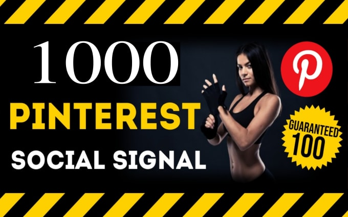 HQ 1000 Pinterest Signals Bookmarks Important For Google Ranking