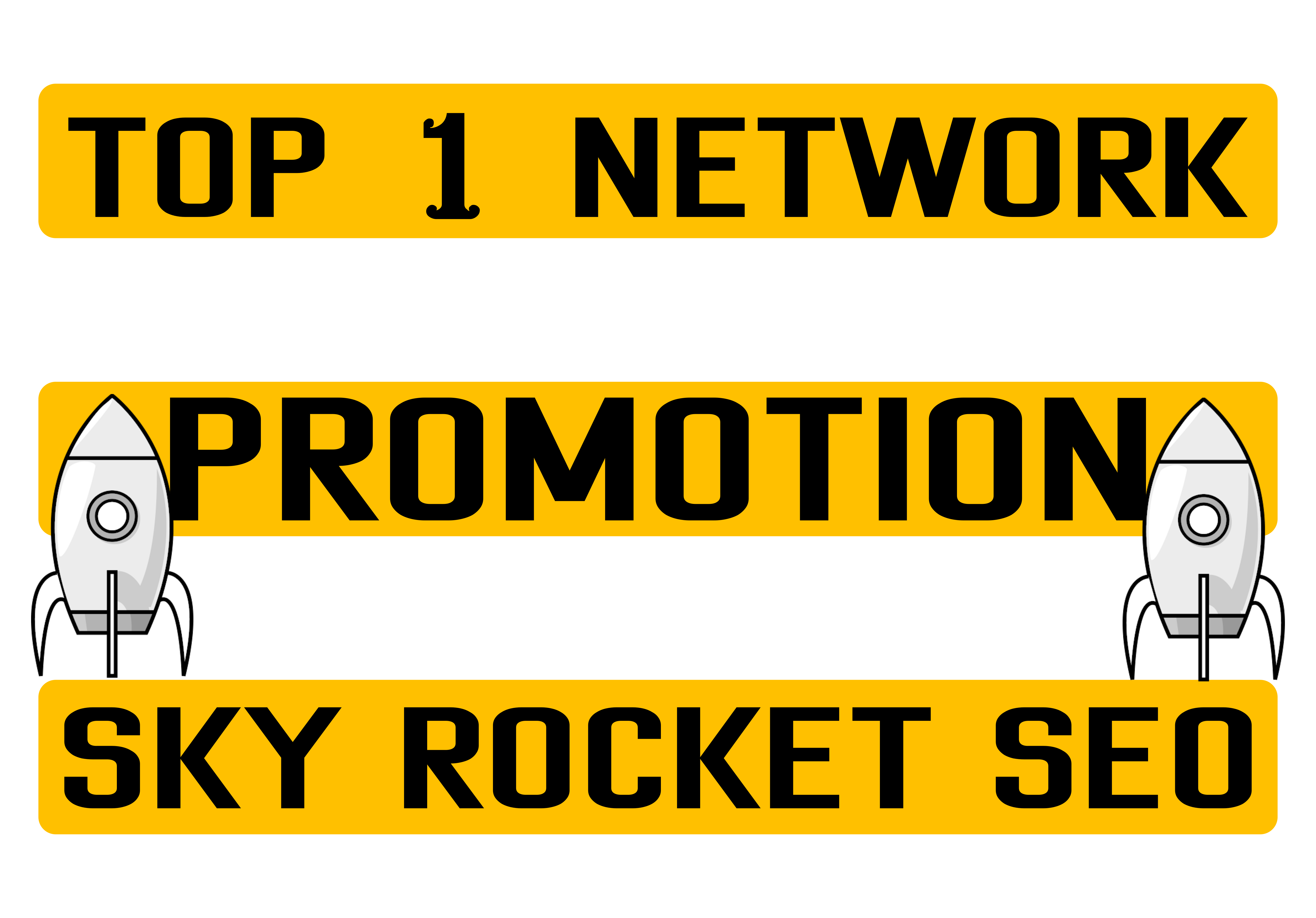TOP 1 Network Promotion Get 1000 Backlinks Help To Increase Website SEO