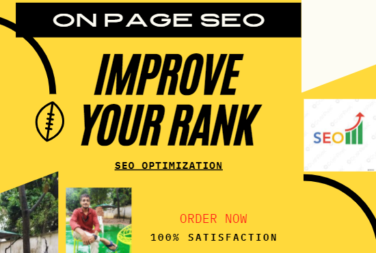 do on page seo for wordpress website 1 page