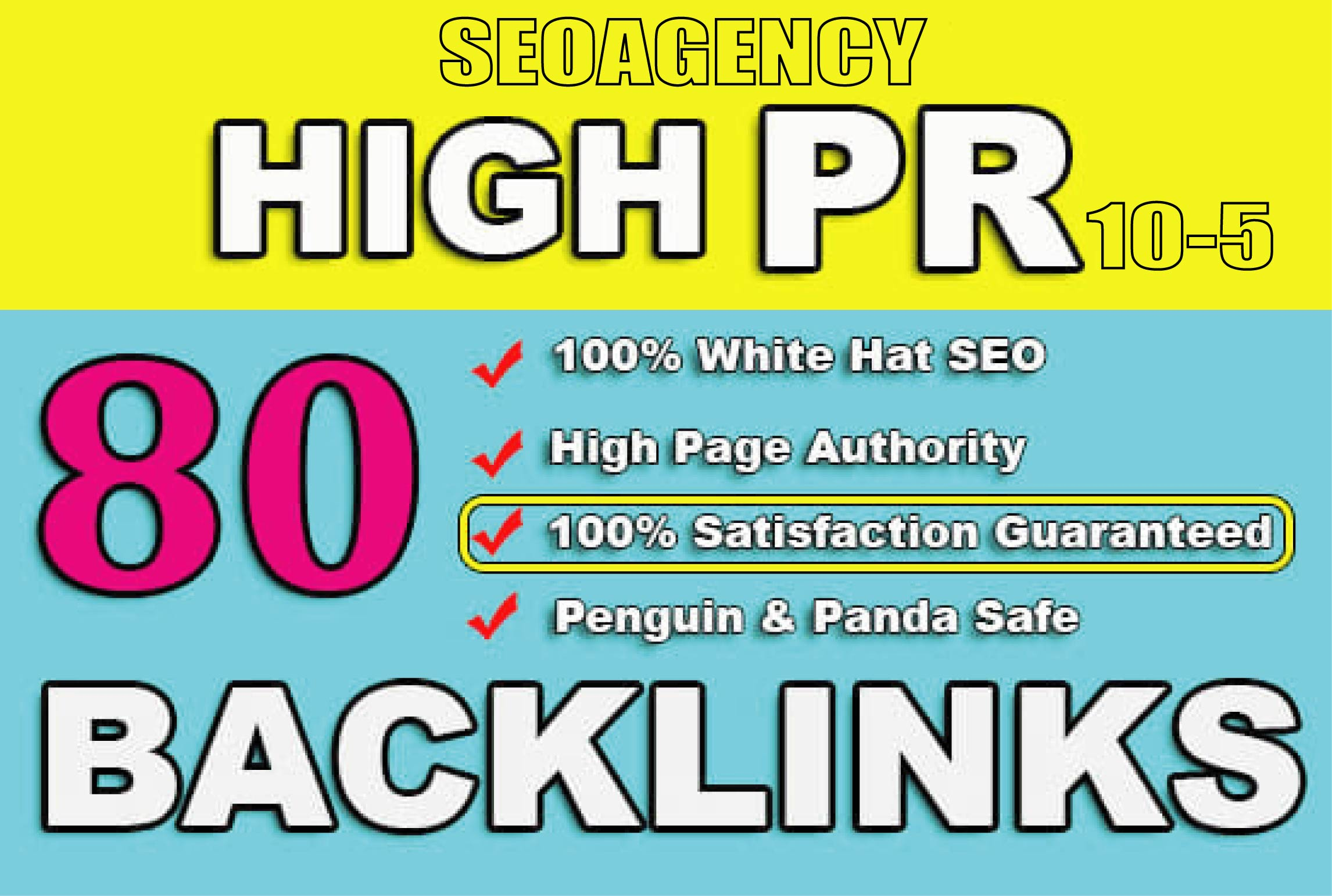 Create Manually 80 PR9 to 5 High Authority Backlinks Boost Your Google Ranking