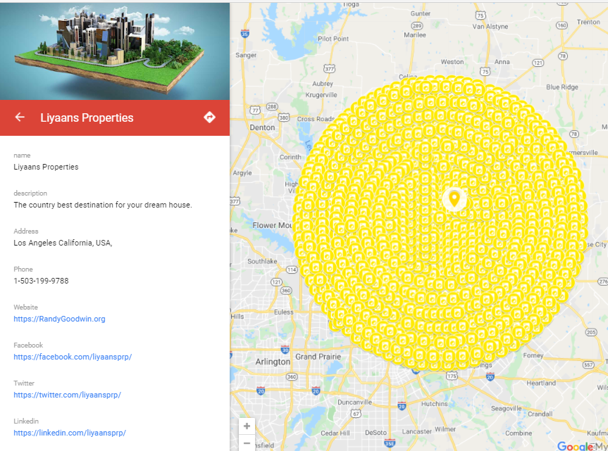 I will create 10000 google maps citations for local business SEO