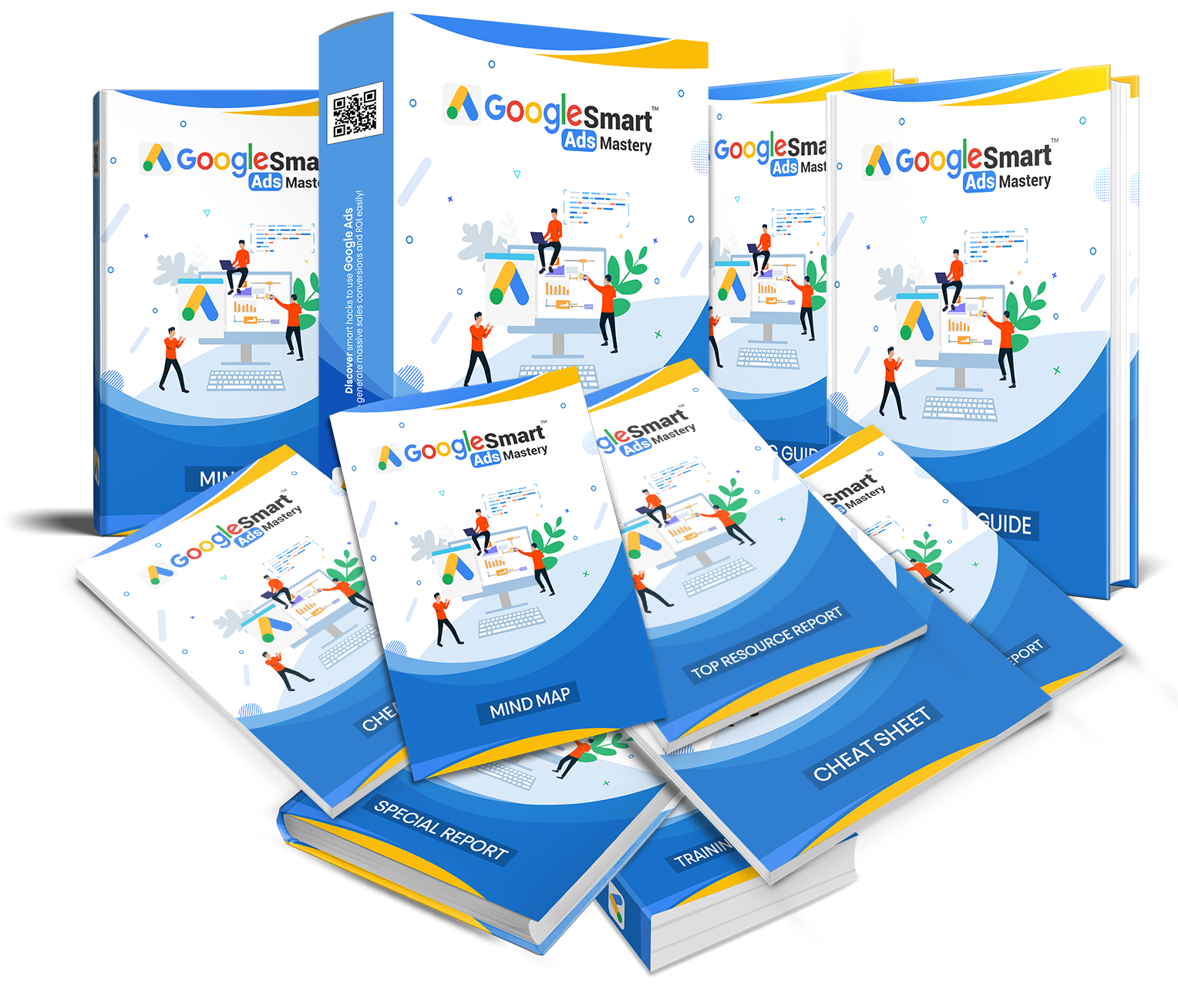 Google Smart Ads Mastery Top Quality PLR Pack