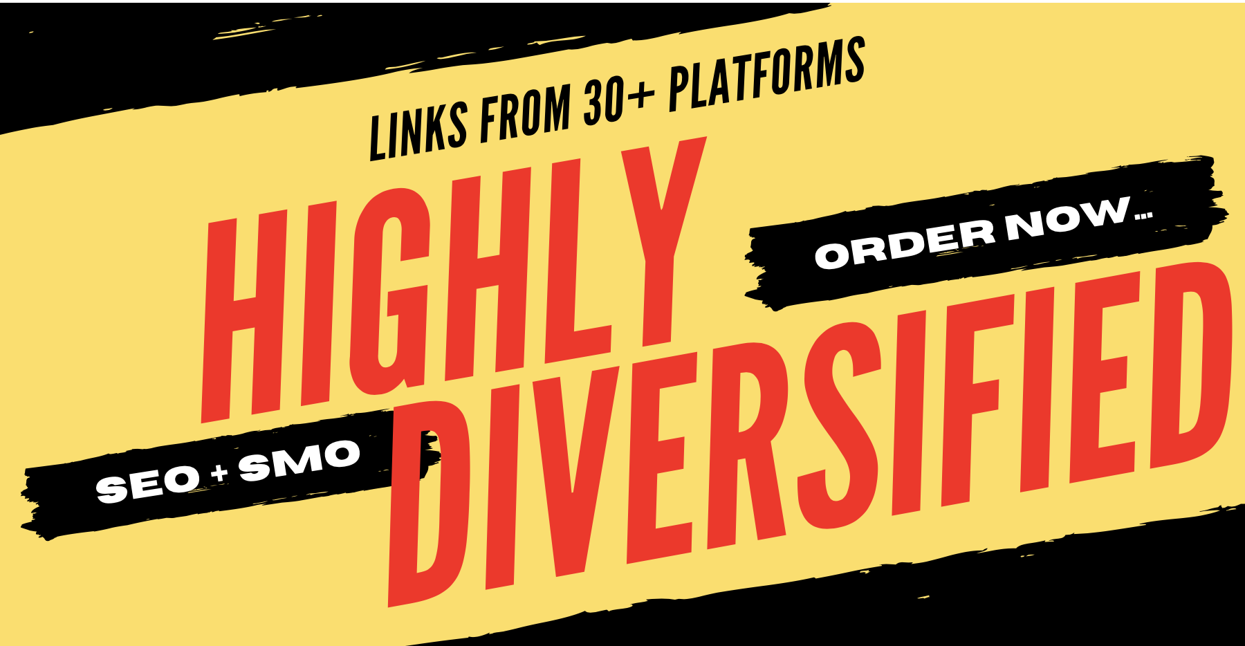 Highly Diversified SEO and SMO with 30+ Platforms & LINDEXED Submission