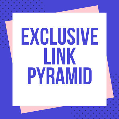 Exclusive SEO Backlink Pyramid for Boost Your SERP Ranking and Optimize you Website Visibility