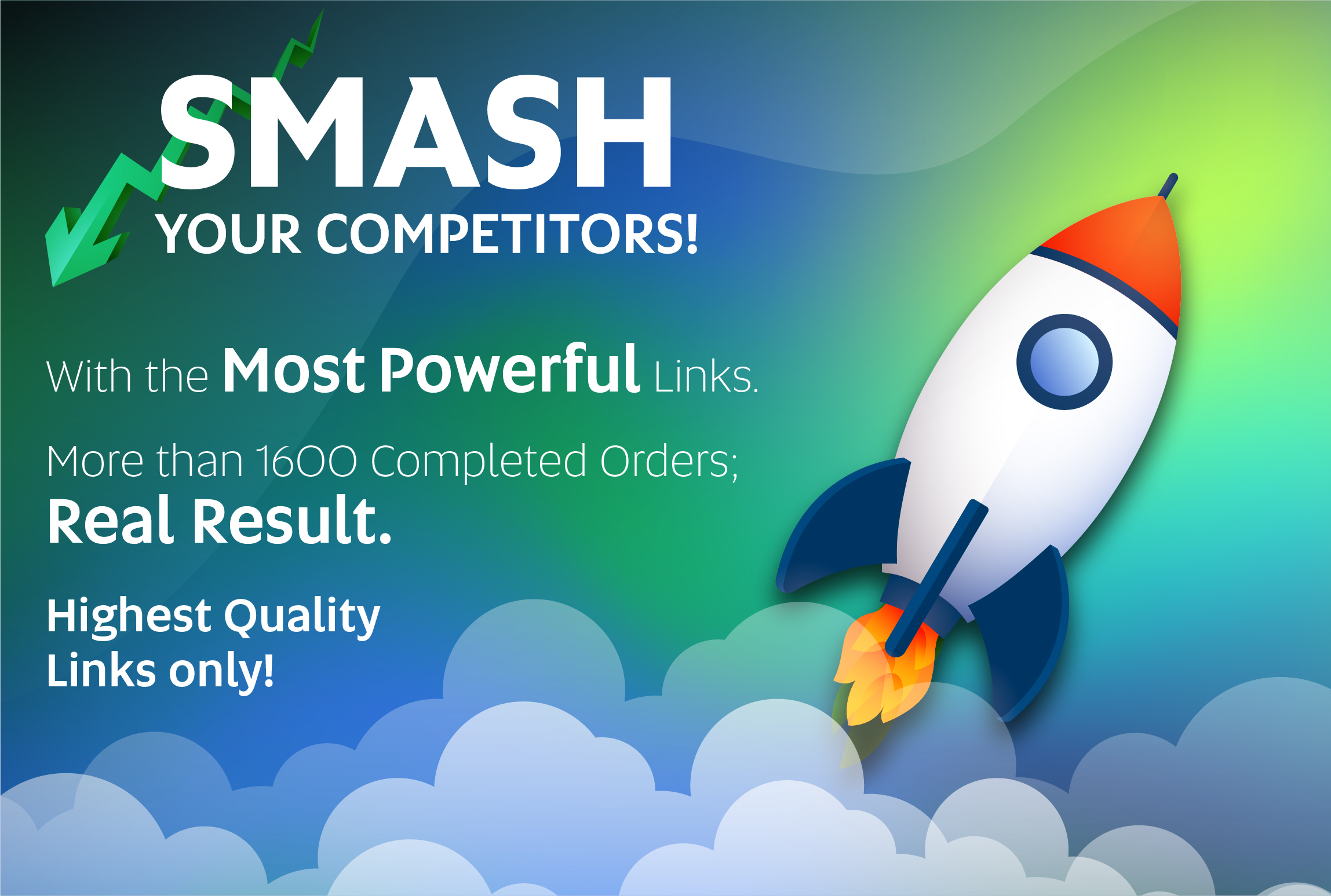 Smash your Competitors With the MOST Powerful LINKS