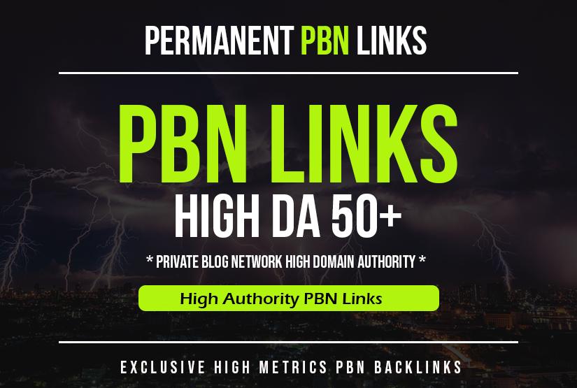 80 DA50+ PBN Backlinks for Casino & Poker