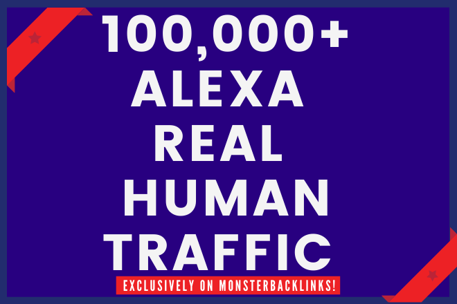 100,000+ Alexa Visitors For Your site Limited time Offer Grab it Now