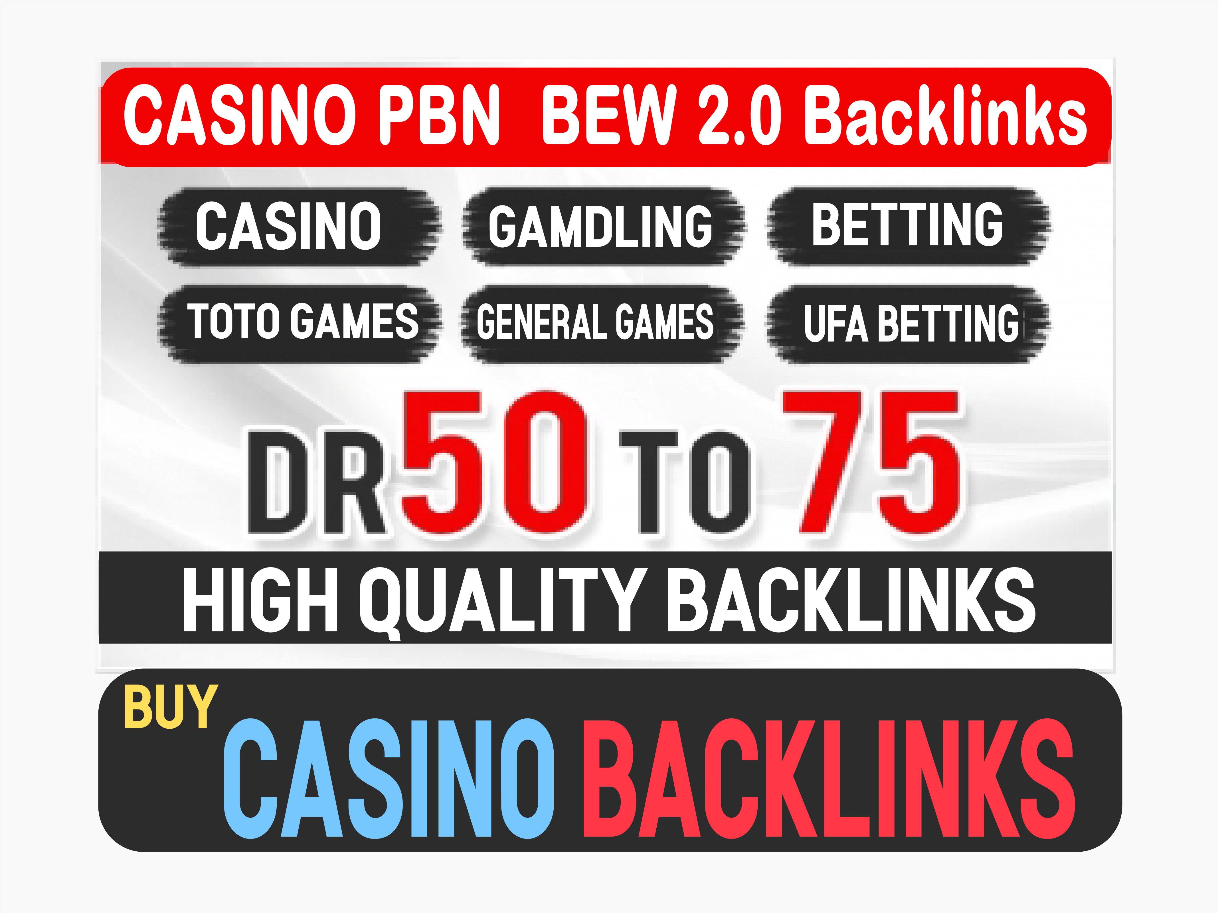 Create 250 BOLA,  CASINO,  POKER,  GAMBLING,  PBNs Web 2.0 Post Boost Website Ranking
