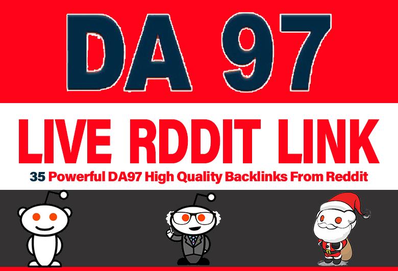 Unique Profile 30 Reddit +20 tumblr Bookmark Backlink From PR9 Site