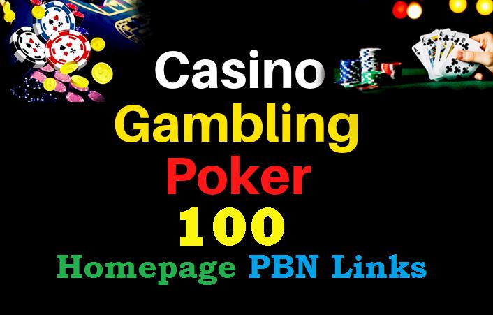 Build 100,  Situs Judi,  Agen Judi Bola,  Gambling,  Poker,  Casino,  Sports & Betting Dofollow PBNs