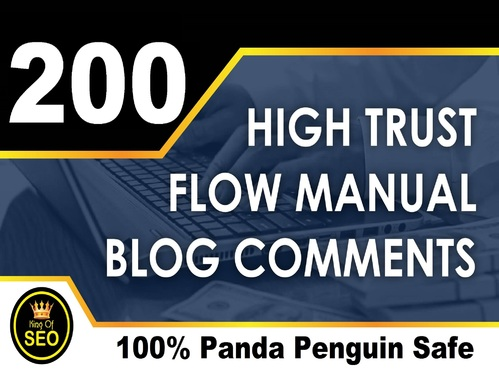 IWLL Create 200 Unique Blog Comennts Dofollow Homepage