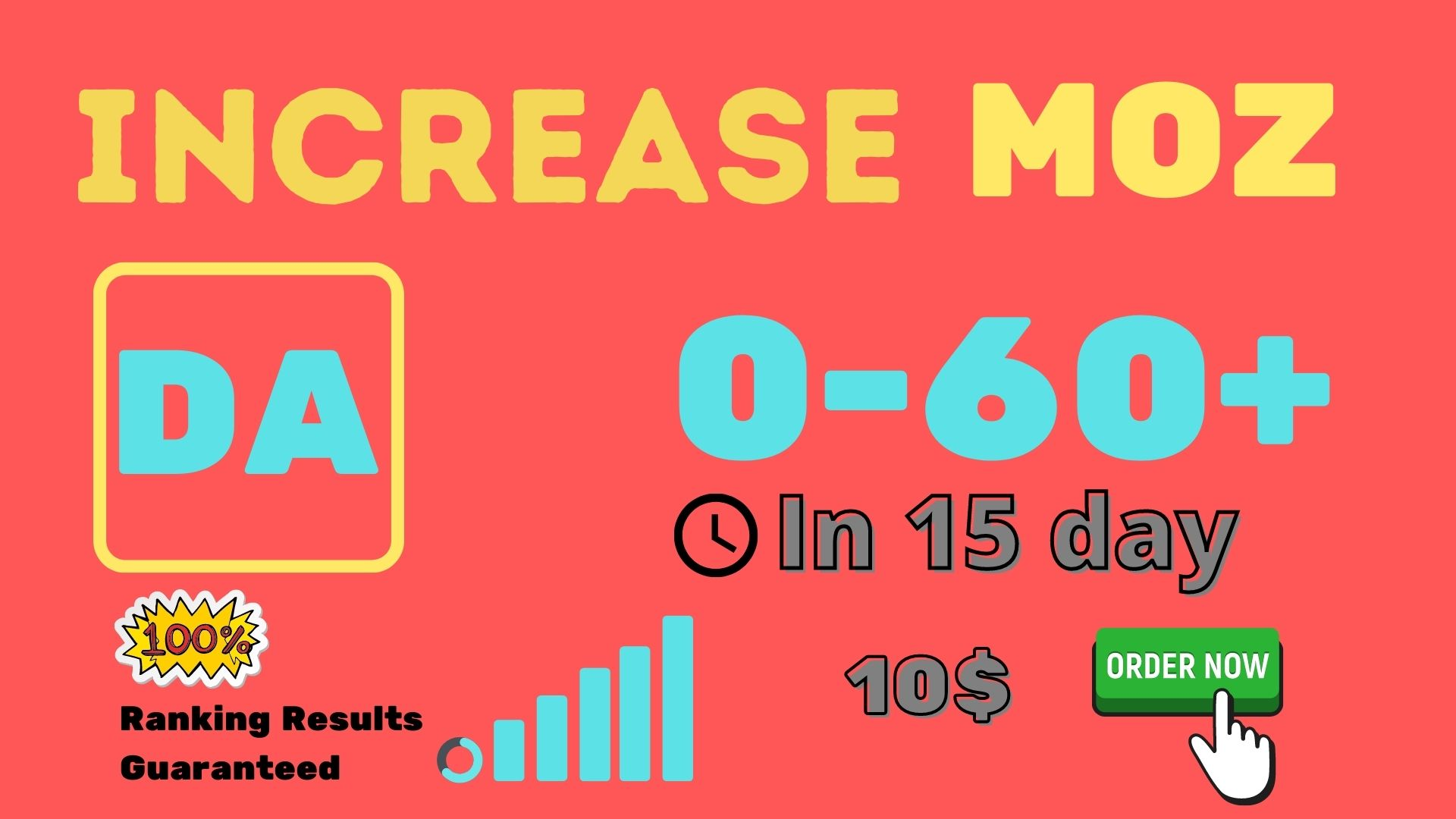 increase moz da domain authority 60 plus
