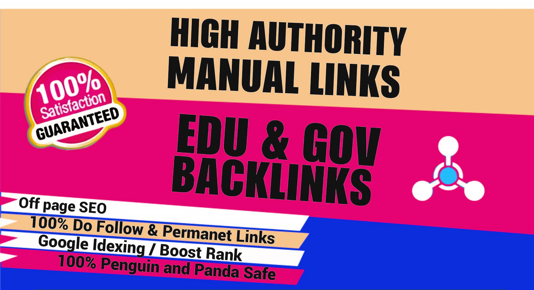 Manually Create 155 Strong EDU High-Quality backlinks From top Universities