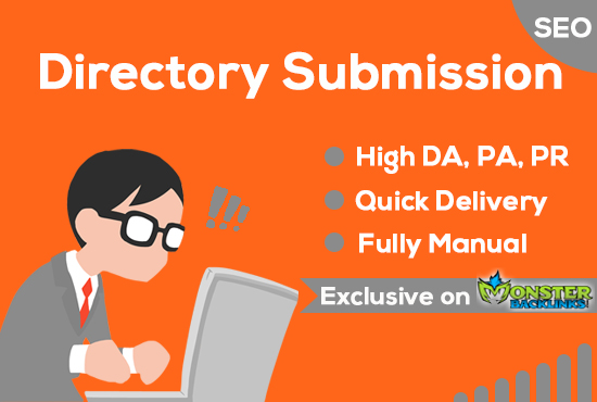 I will provide 100+ Powerful High-Quality Directory Submission Low cost