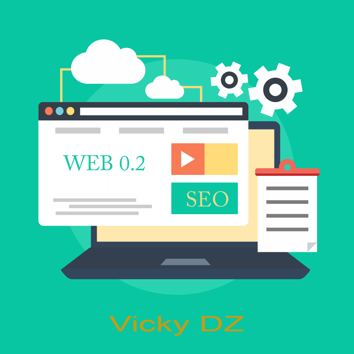 30 High Authority web 2.0 Backlinks