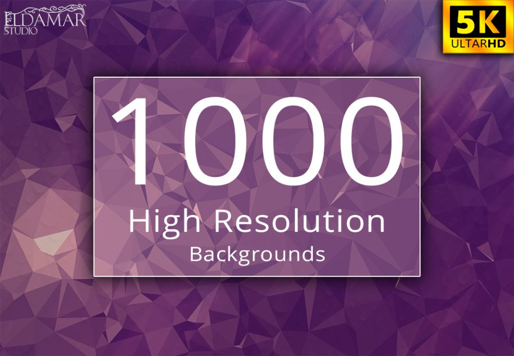 Get 1000 High Resolution Backgrounds Bundle Worth 300 with commercial license