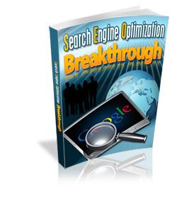 SEO Breakthrough 2021 eBook with MRR