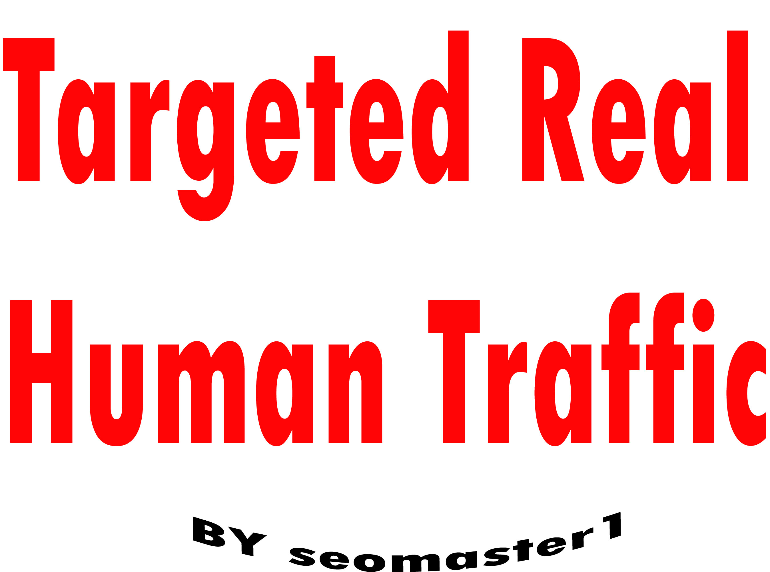 10000 Human Targeted visitors/traffic to your Web/Blog Adsense safe and get Good Alexa rank