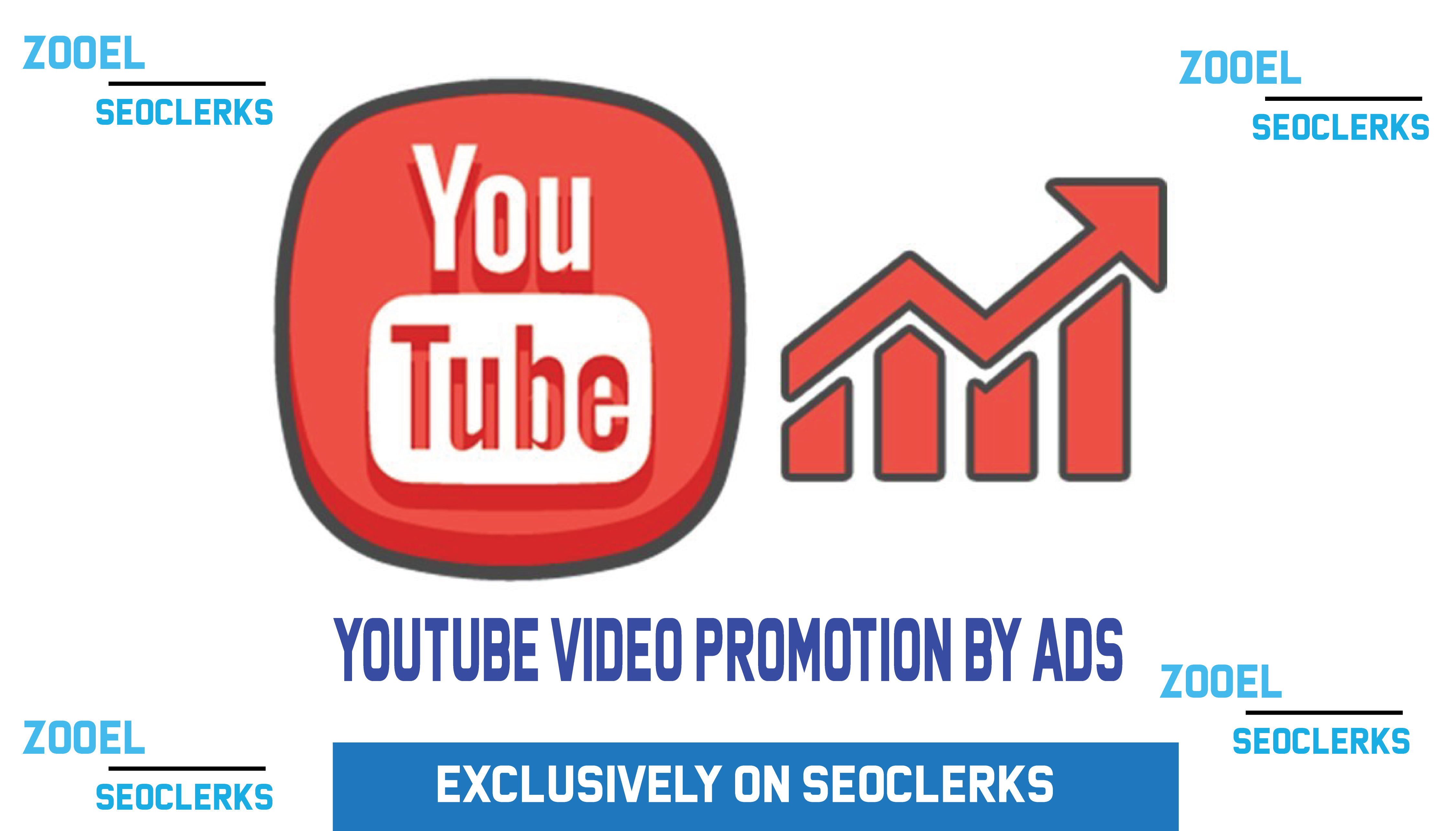 YouTube Video Ads Promotion to Boost Up