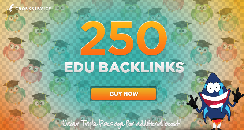 250 EDU High Quality SEO Backlinks
