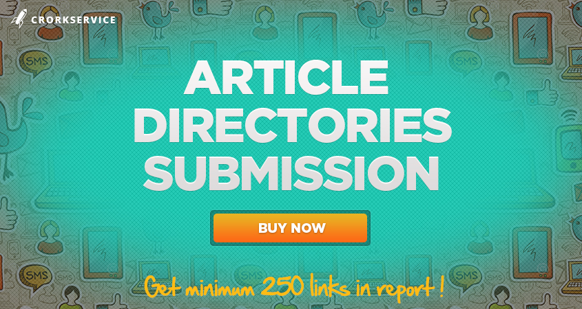 Spin And Submit Your Article To 7450 Directories and Get 500 Quality Backlinks