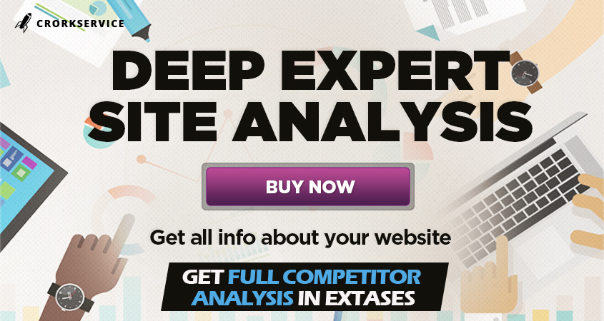 Deep Website SEO Analysis and Competitor Report
