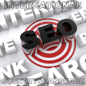 SEO packages targeting country and language