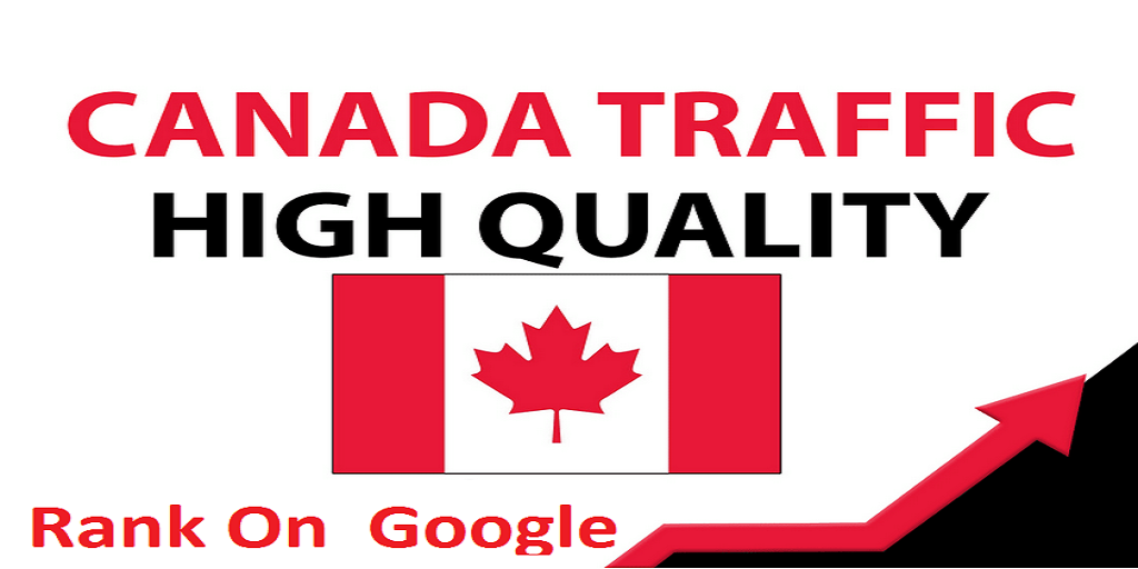 Express Delivery Canada Country 2,000 Organic Website Google SEO Traffic Unlimited Keywords