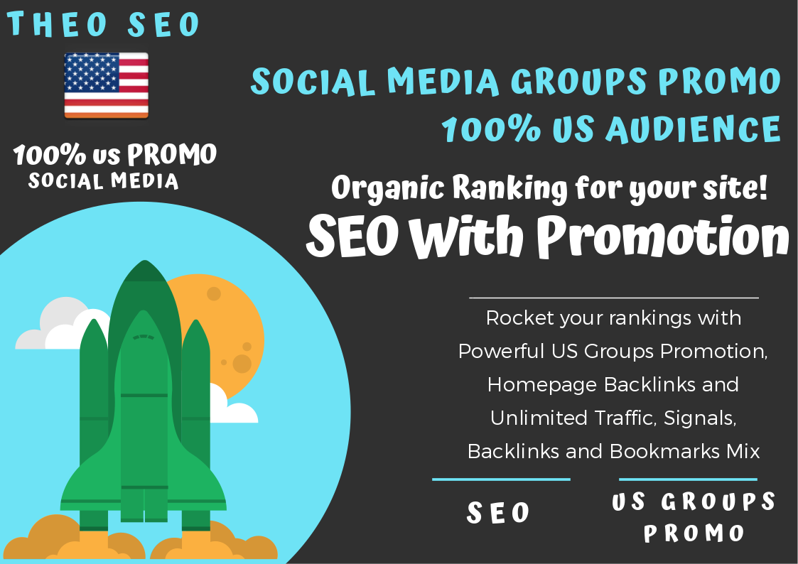 Rank Your Website Up - Homepage Links,  1000 Backlinks and Signals Mix,  Traffic,  Advert to US Groups
