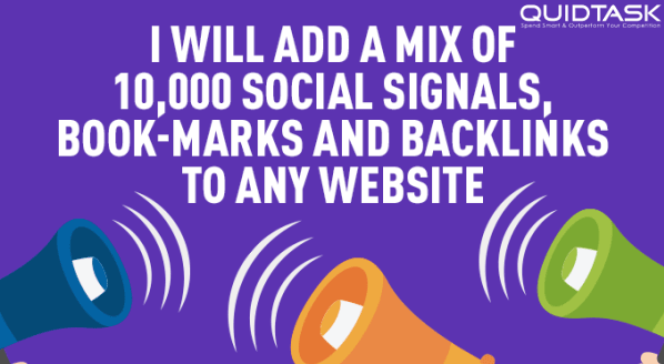 Create 10,000 Mixed Backlinks for any blog,  website or video