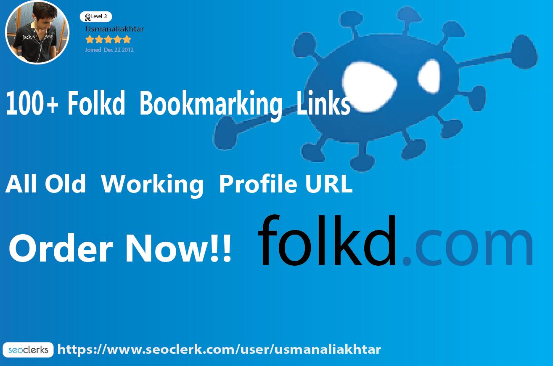100 folkd bookmarking backlinks
