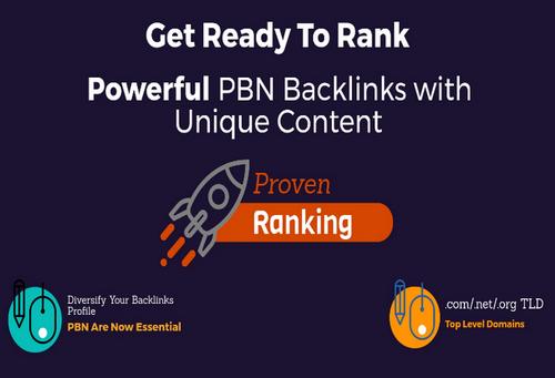 Create 1 VERY High Quality Manual PBN Posts SEO Backlinks