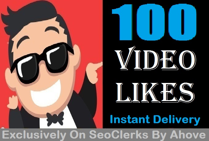 Start Instant 100 Safe Likes In Video