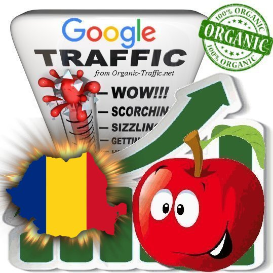 Romanian Search Traffic from Google. ro with your Keywords