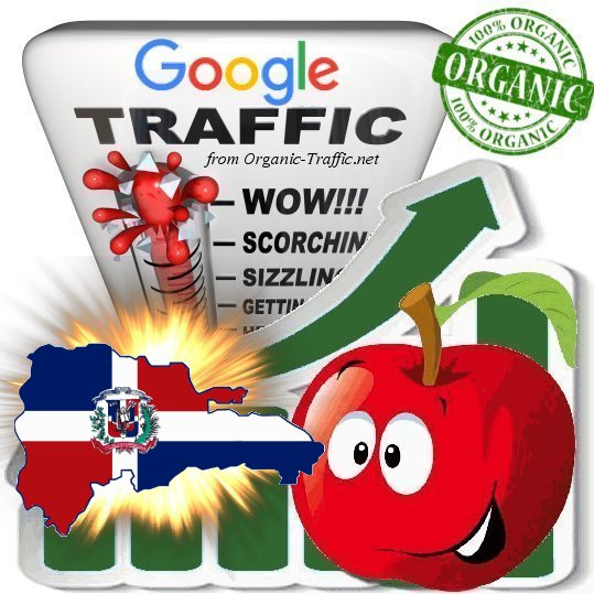 Dominican Search Traffic from Google. com. do with your Keywords